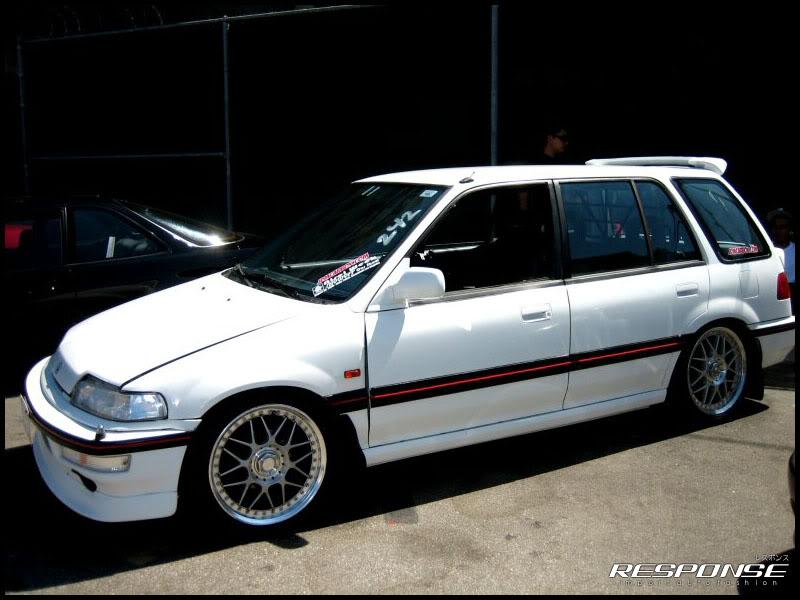 JDM CAR BOY'S WAGON