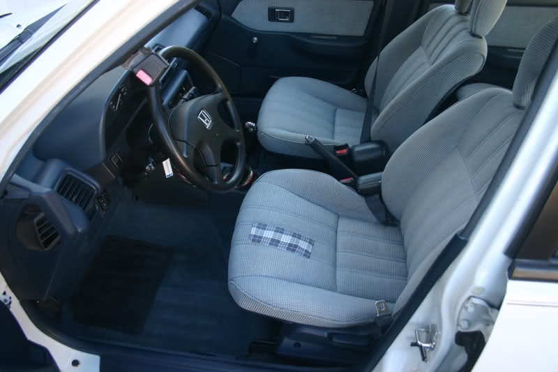 They Seem To Be An Organic Material It Wont Melt I Actually Sewed A Patch Onto My Drivers Seat Well Mother Did Mrgreen