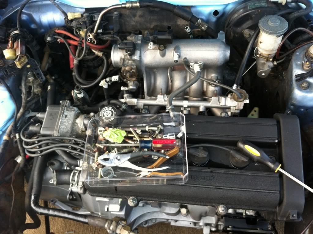 B20 Swap: Detailed How To Guide