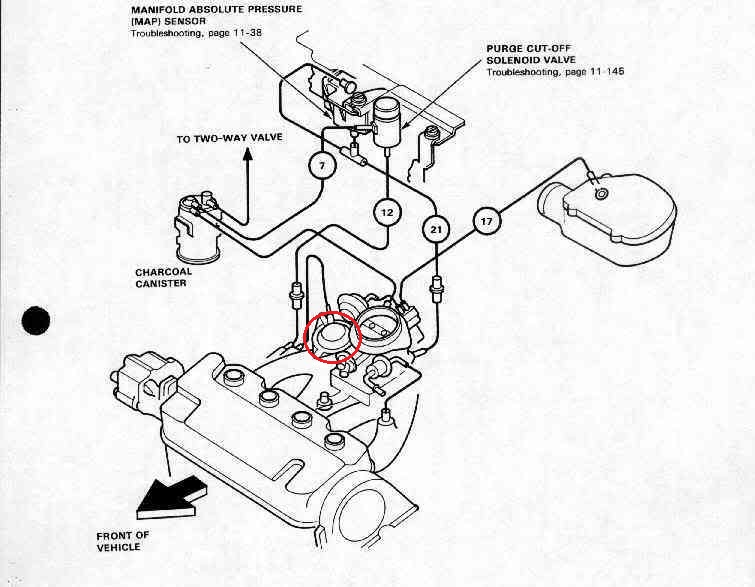 My 91 Civic Wagon Has An Idling Issue And Sometimes Wont Start