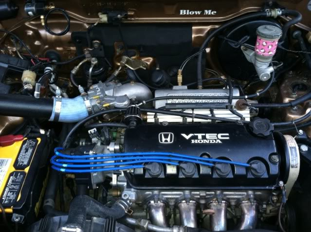 d16z6 swap with jrsc issue!!!!!