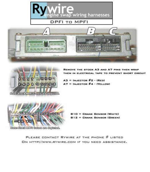 Door Honda P28 Ecu Wiring Diagram Honda Civic Vtec Engine Honda ...